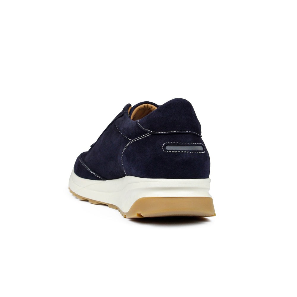 Unseen Footwear Trinity Suede Contrast Navy - Roulette Clothing