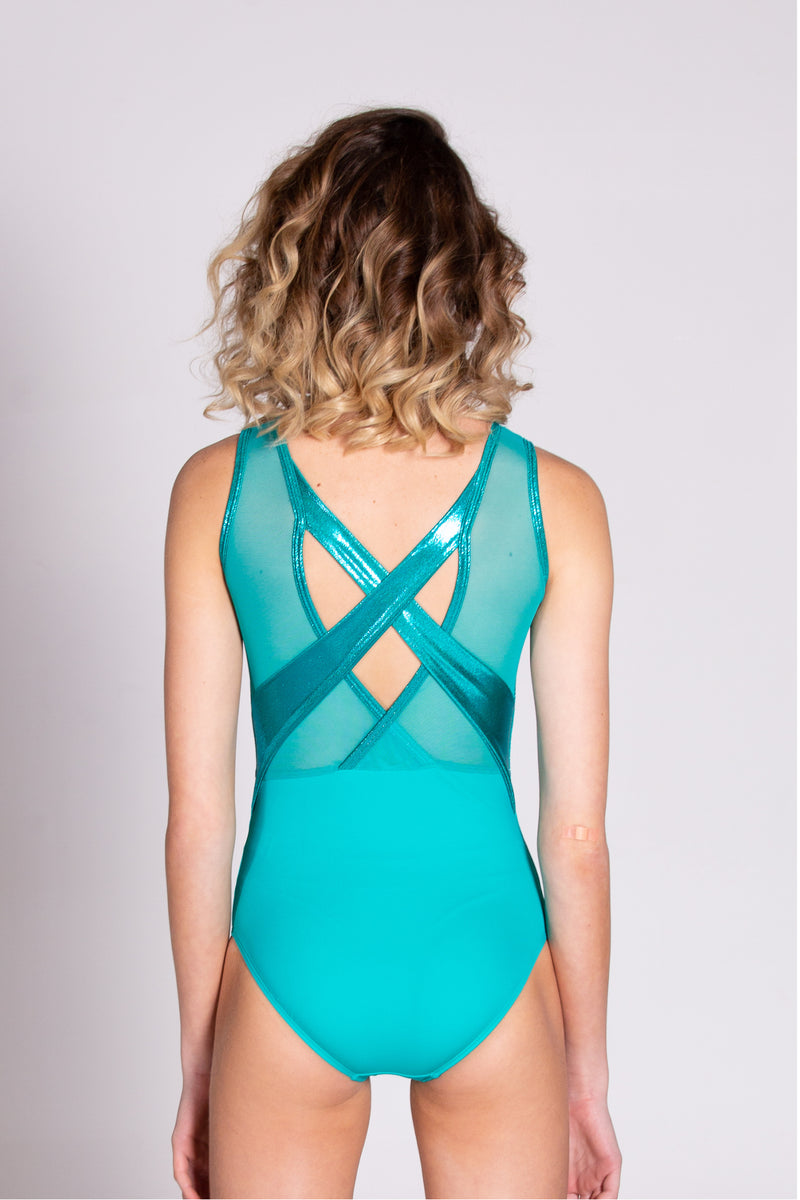 Forest Fever Leotard