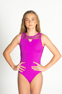 Orchid Leotard