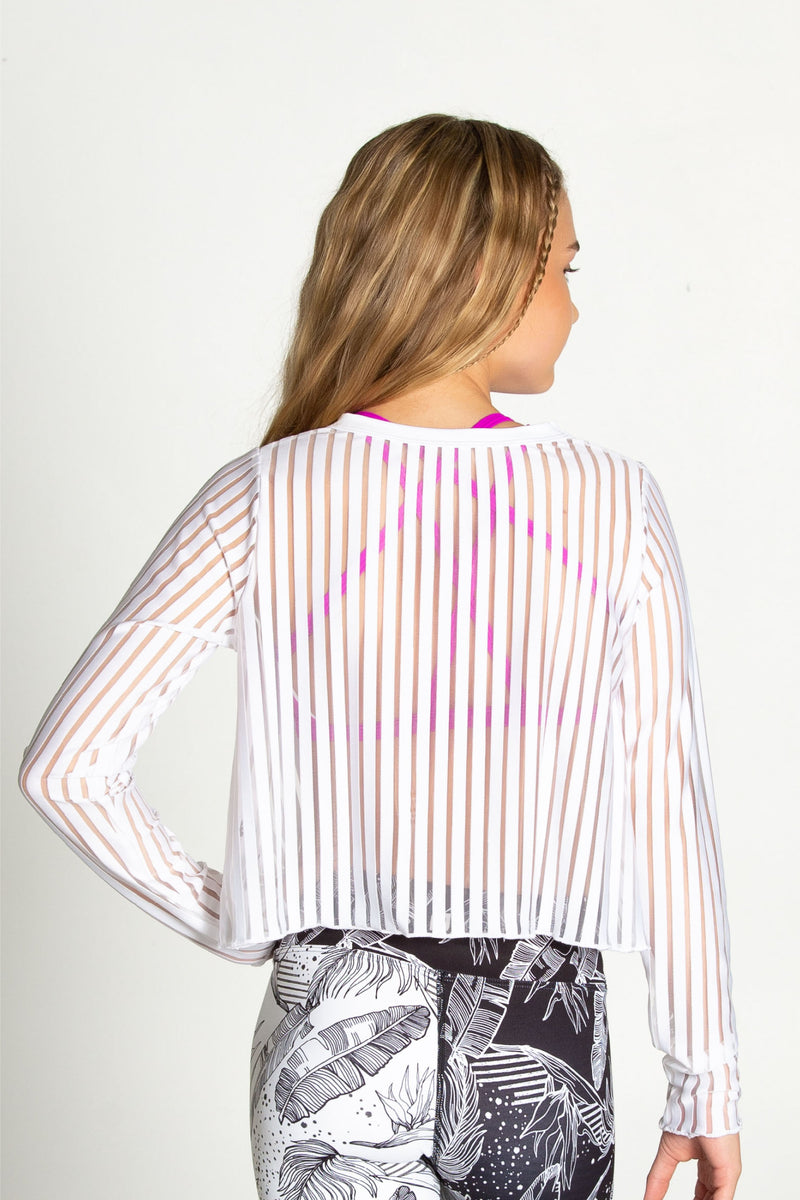 Skyhigh Long Sleeve Top
