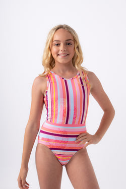 Gypsy Stripe Leotard