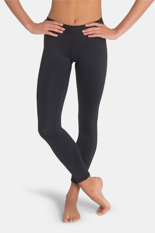 Elite Tight - Black Full Length