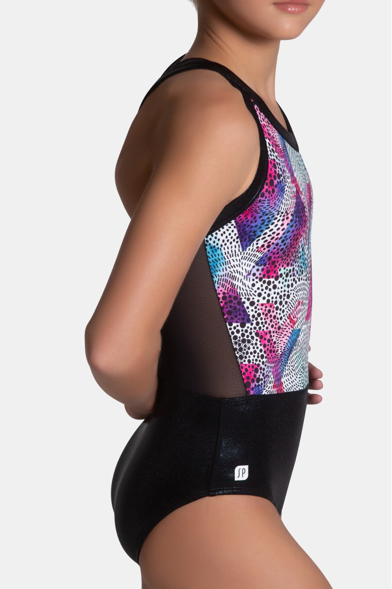 Psychedelic Leotard
