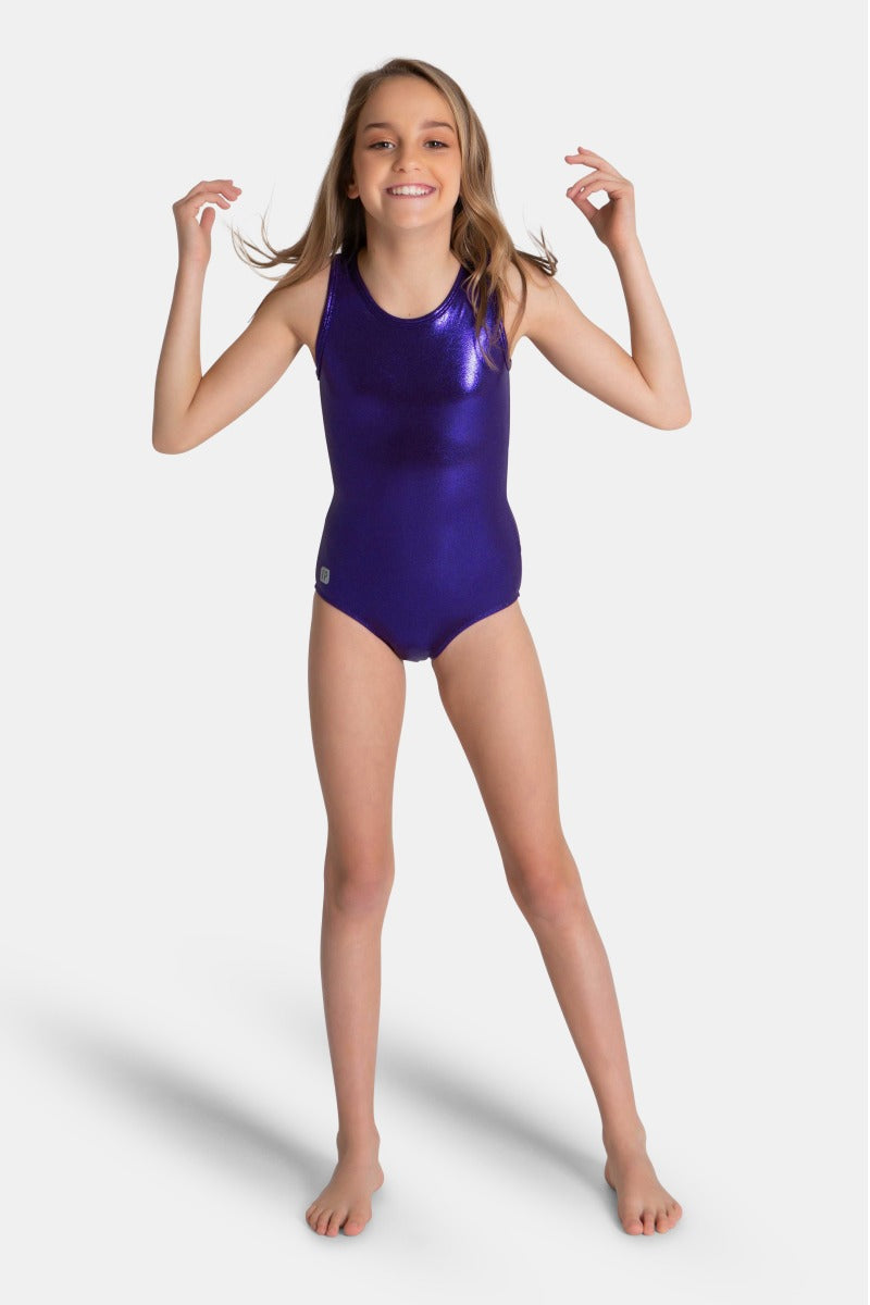Purple Mystique Leotard