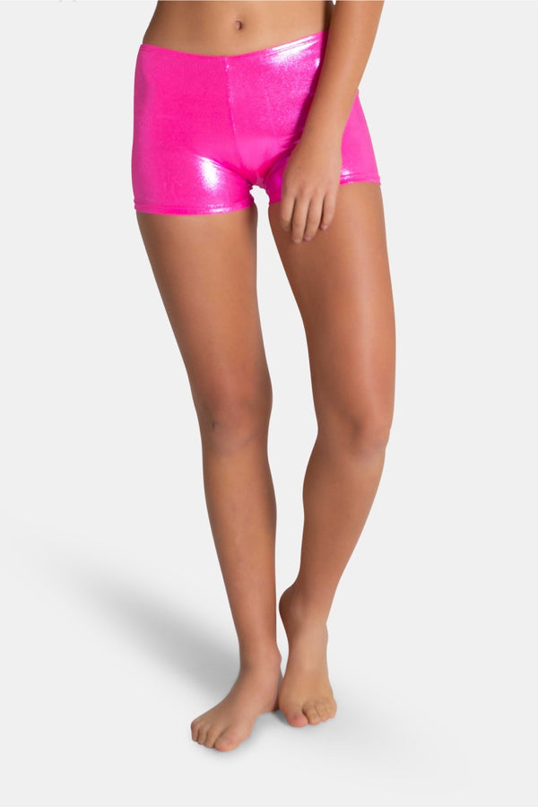 Shocking Pink Mystique Short