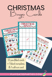 Merry & Bright Christmas Activity Bundle