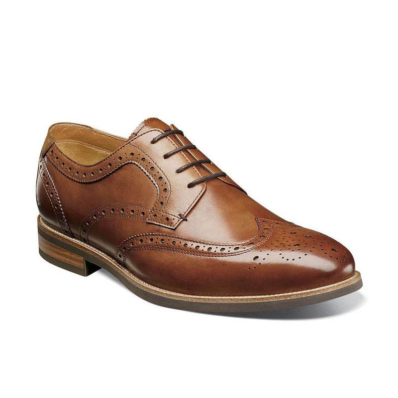 Uptown Wingtip Oxford