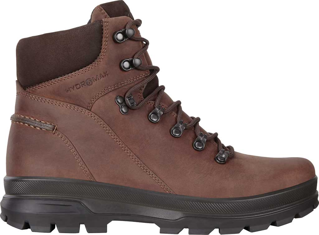 Rugged Track Plain Toe Boot