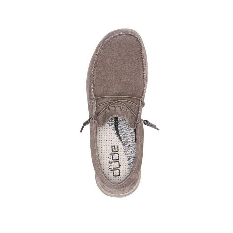 Men's Wally Suede
