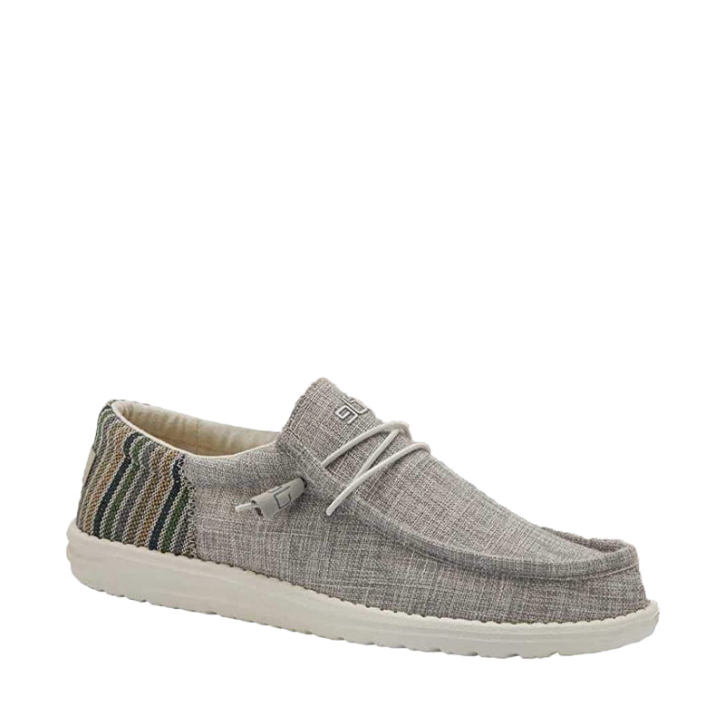 Men's Wally Funk - Stripes Grey