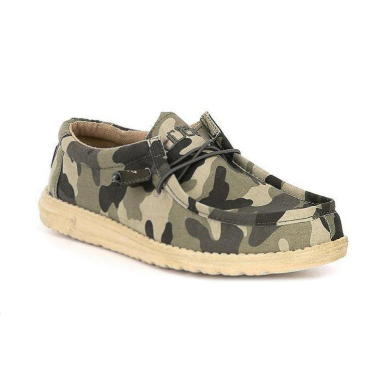 Men's Wally Camo
