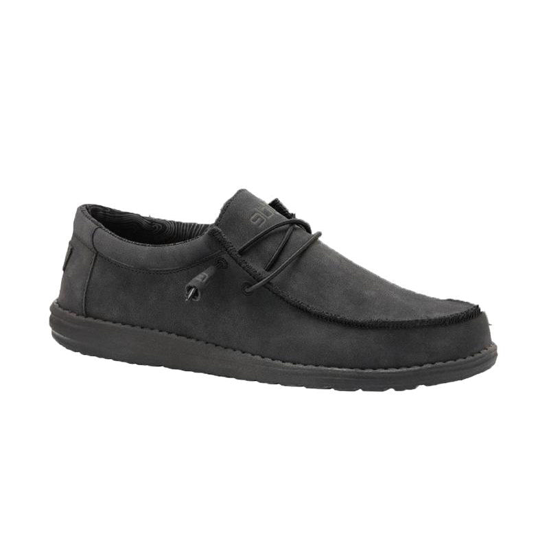 Men's Wally Recycled Leather