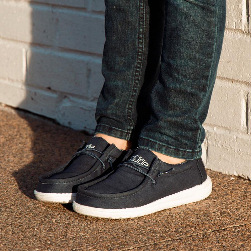 Hey Dude Wally Youth | Tradehome Shoes