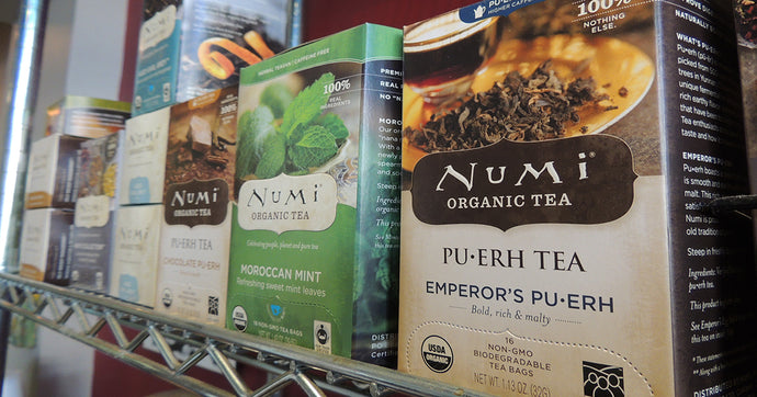 Pu-erh Tea Health Benefits