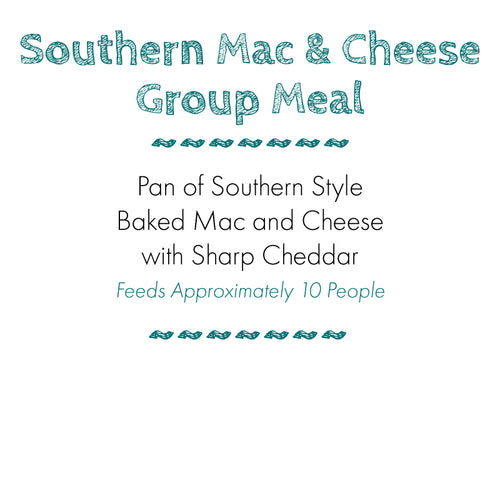 Mac & Cheese Group Meal