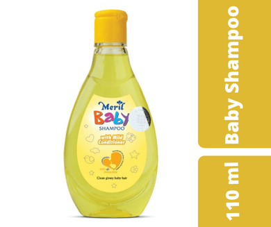 Maya baby Care Meril Baby Shampoo 110 ml
