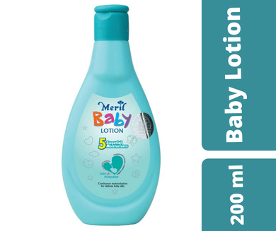 Maya baby Meril Baby Lotion 200 ml