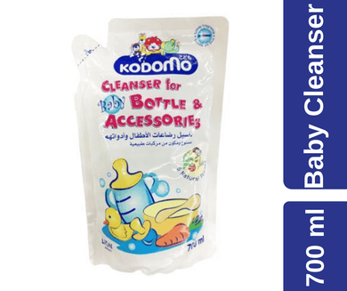 Maya Baby Soap Kodomo Baby Cleanser 700 ml