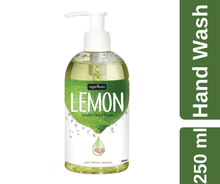 Load image into Gallery viewer, Maya handwash Organicare Lemon handwash 250 ml