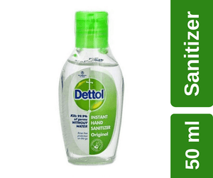 Maya pharmacy Antiseptic Dettol Hand Sanitizer 50 ml