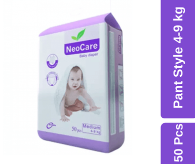 Maya pharmacy diaper NeoCare Diaper M 50 pcs