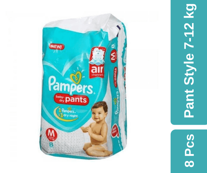 Maya pharmacy diapers Pampers Baby Diaper M 8 pcs