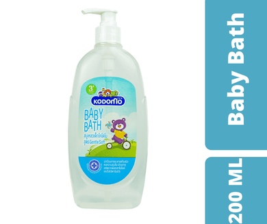 Maya pharmacy soap Kodomo Baby Bath 200 ML