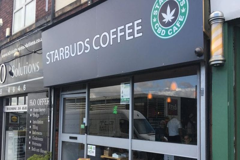 Cannabis Coffee Shop Opens In The UK