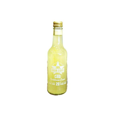 Bear State 20MG Caribbean Punch CBD Infused 330ml Soft Drink