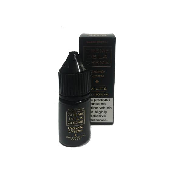 20mg Creme De La Creme by Marina Vape 10ml Flavoured Nic Salt