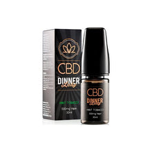 Load image into Gallery viewer, Dinner Lady 250mg CBD 30ml E-Liquid (70VG/30PG)