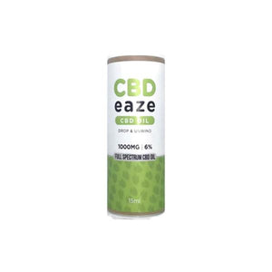 CBD Eaze 1000mg Full Spectrum CBD Oil 15ml