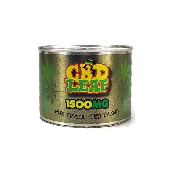 CBD Leaf Additives 1500mg 10ml