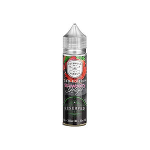Reserved CBD (300mg CBD : 30mg CBG) 60ml E-Liquid