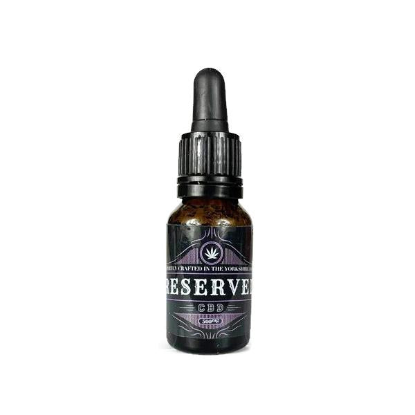Reserved CBD 500:50 CBD:CBG 10ml E-Liquid Additive