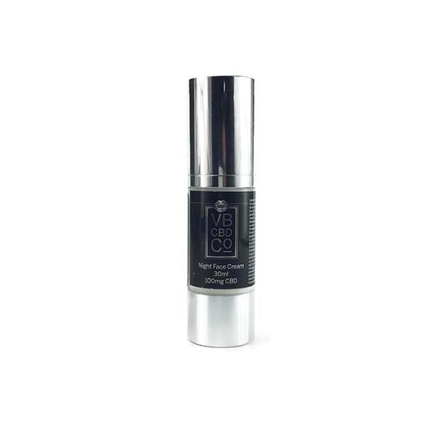 VB CBD CO 30ml 100mg Night Face Cream