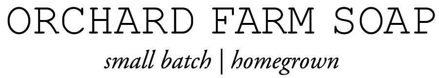 Orchard Farm Soap Logo