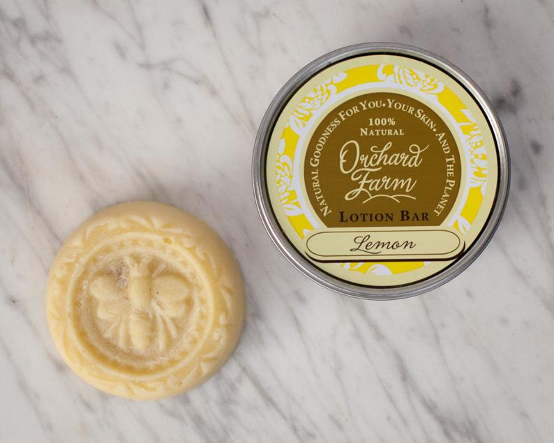 Lemon Lotion Bar