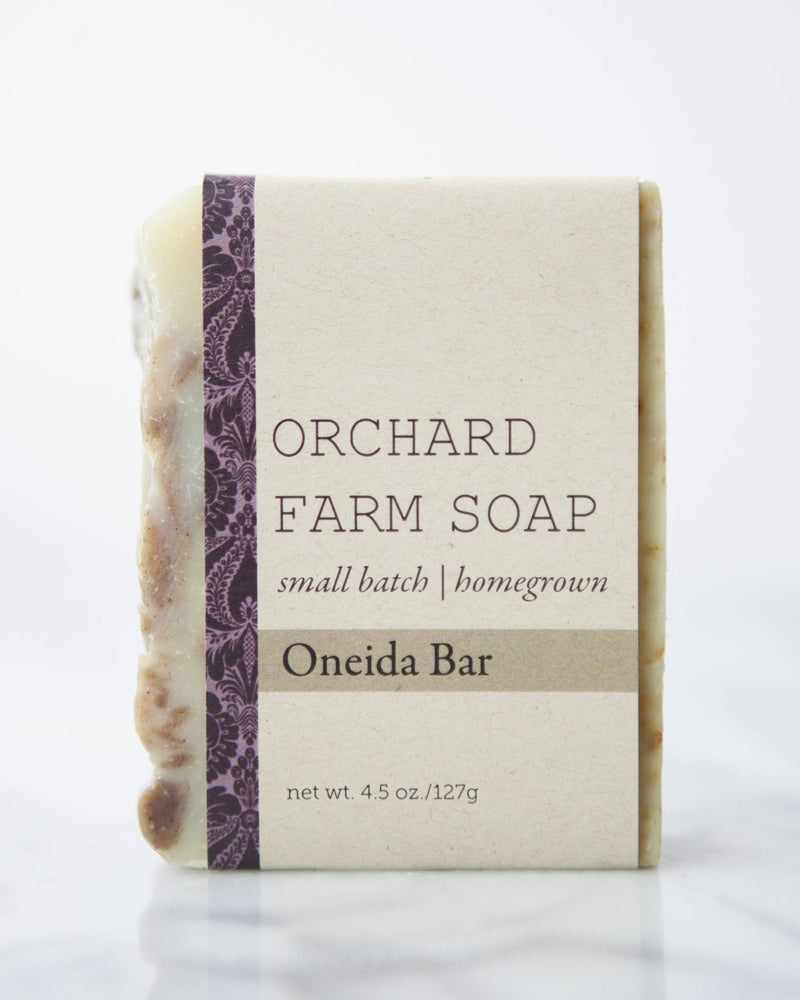 Oneida Bar// Natural Soap// Organic// Handmade