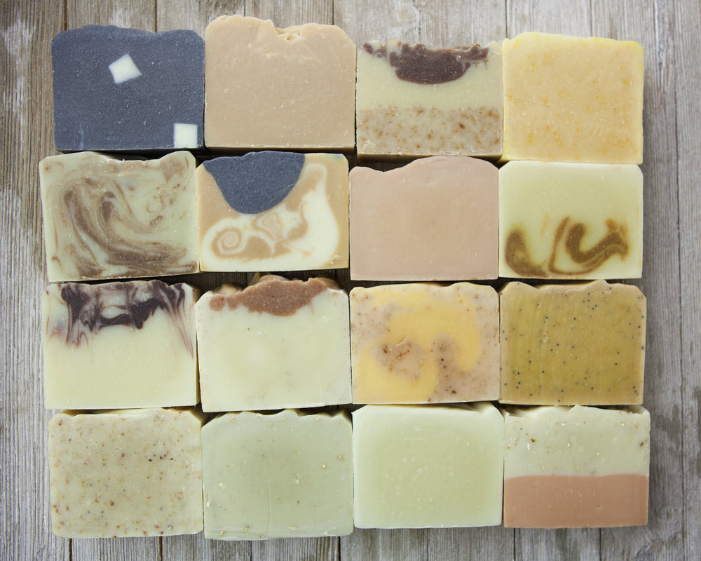 Eight Soaps// Bulk Deals// Orchard Farm Soaps