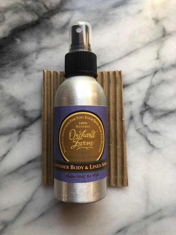 Lavender room spray 4oz.