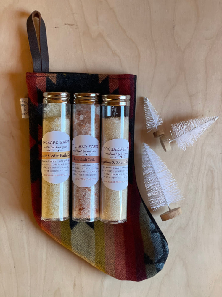 3 pack bath soak