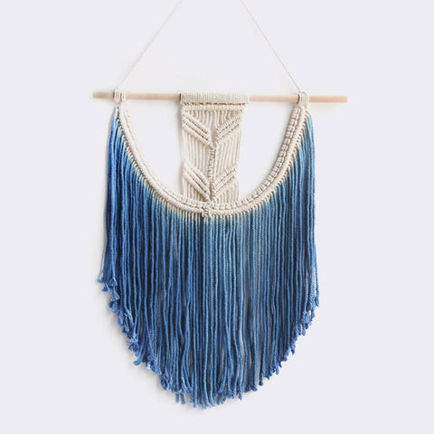 Wall Hanging  Macrame Tapestry