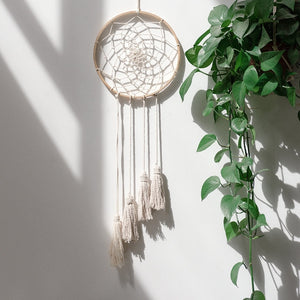 Handcrafted Wall Hanging  Macrame Dreamcatcher