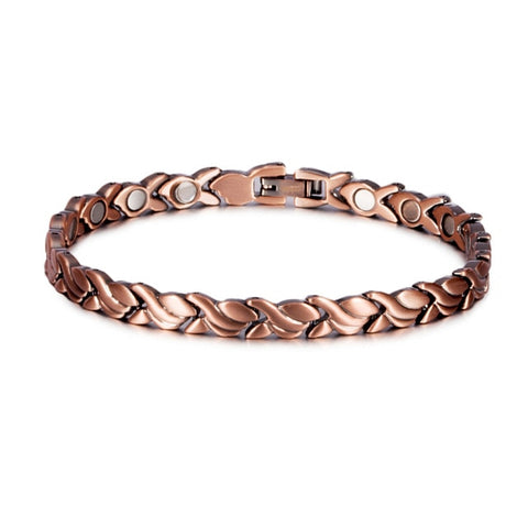 Copper Bracelet for Women closed