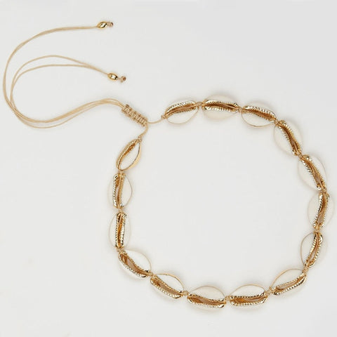 Image of Puka Shell Necklace
