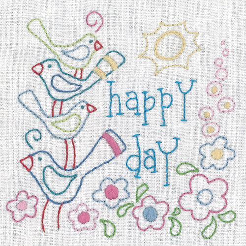 Happy Day Stitchery