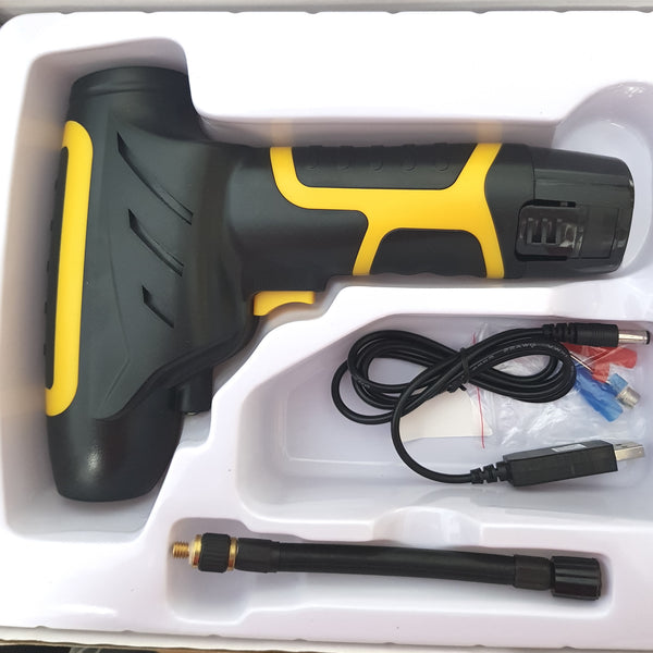 AIR PUMP TYRE PUMP CORDLESS TYRE PUMP
