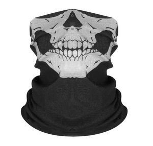 Skeletal Scruff Neck Covering