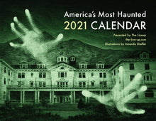 Load image into Gallery viewer, Haunted Calendar 2021